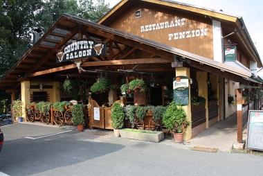 Country Saloon Beňovy - restaurace