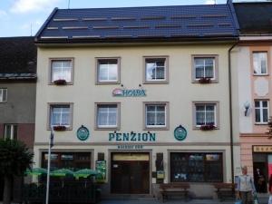 Penzion a restaurace Národní dům