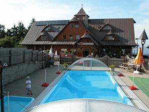 Horský hotel Kohútka - restaurace