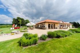 Golf Hotel Austerlitz - restaurace