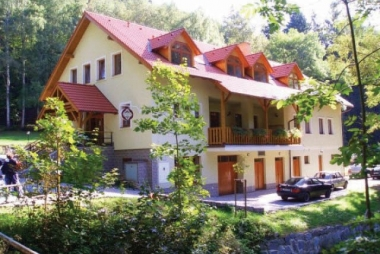 Chata Polanka - restaurace