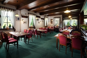 Hotel Start - restaurace