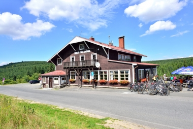 Horská chata Smědava - restaurace