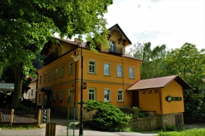 Hotel Praha Potštejn