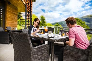 Amenity Resort Špindlerův Mlýn - restaurace
