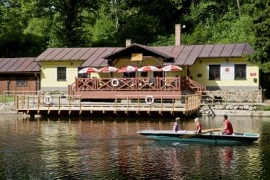 Výletní restaurace Vodník - ubytování