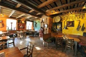 Areál Skiland - restaurace