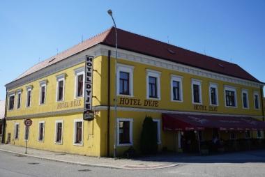 Hotel Dyje - restaurace