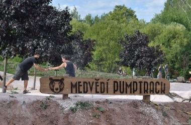 Pumptrack Vrchlabí