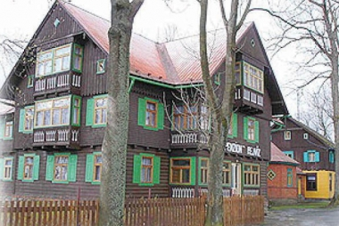 Penzion Rejvíz - restaurace
