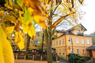 Hotel Praha Potštejn - restaurace