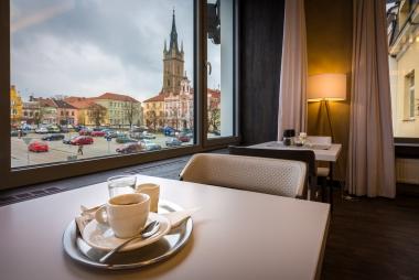 Hotel Grand Čáslav - restaurace