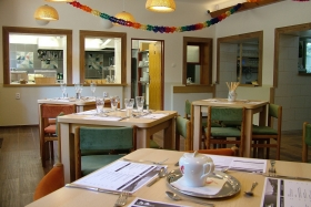 ProFamily Hotel TOP Benecko - restaurace