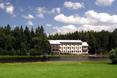 Hotel Renospond - restaurace