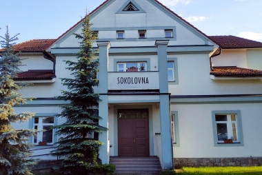 Turistická ubytovna Sokolovna
