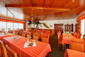 Wellness hotel Skalka - restaurace