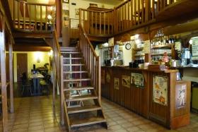 Restaurace Country saloon