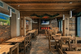 Apres restaurant