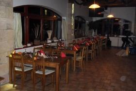 Ježkův statek - restaurace