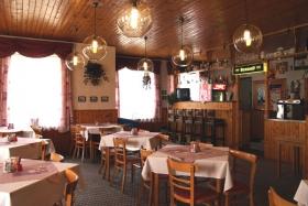 Chata na Souši - restaurace