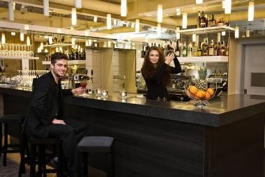 Hotel Freud - restaurace