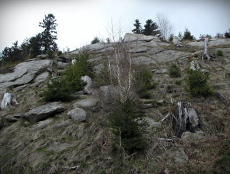 Za skalními útvary Valašska