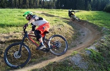 Bikepark Lipno