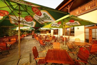 Hotel Vyhlídka**** Luhačovice - restaurace