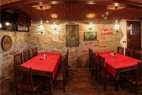 Restaurace U Čápa
