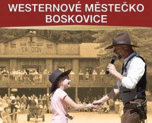 Westernové městečko Boskovice - restaurace