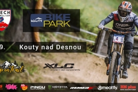 Czech DH Top on Trail cup Kouty nad Desnou