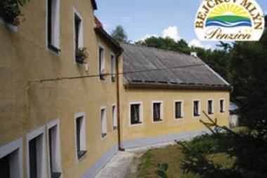 Penzion Bejčkův mlýn - restaurace