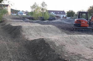 Pumptrack Bořetice