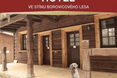 Westernové městečko Boskovice - hotel