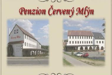 Penzion Červený mlýn - restaurace