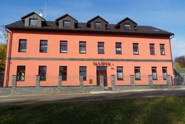 Apartmány Sklípek