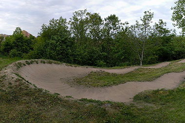 Pumptrack Harrachov
